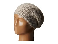 Hat Attack Slouchy Cuff Hat Wheat Knit Hats Tan