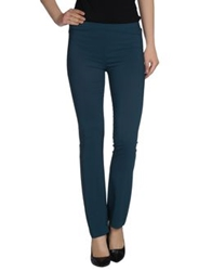 Jucca Casual Pants Deep Jade