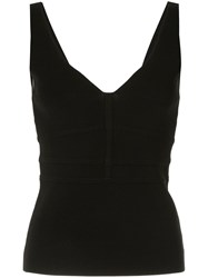 Ginger And Smart Anchor Tank Top Black