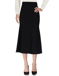 Compagnia Italiana 3 4 Length Skirts Black