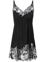 Vera Wang Lace Camisole Top Black