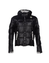 Joe Rivetto Coats And Jackets Jackets Men Black