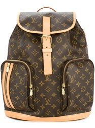 Louis Vuitton Vintage Sac A Dos Bosphore Backpack Brown
