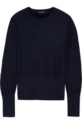 Rag And Bone Whitney Cashmere Sweater Navy