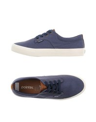Pointer Footwear Low Tops And Trainers Men Blue