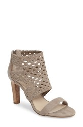 Seychelles Women's Turn Things Around Sandal Taupe Suede