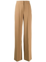 Sara Battaglia High Waisted Wide Leg Trousers 60