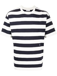 Closed Striped Crew Neck T Shirt 60