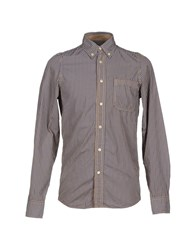 Robert Friedman Shirts Shirts Men Blue