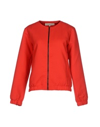 Misericordia Jackets Red