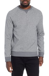 Boss Stadler Denimic Regular Fit Sweatshirt Grey