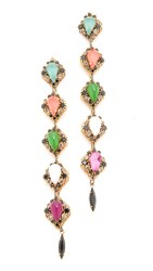 Erickson Beamon Sunshine Of Your Love Earrings Multi