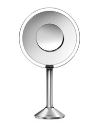 Simplehuman Sensor Mirror Pro Series Stainless Steel Mirror 8 In. No Color
