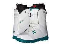 Dc Search '16 White Blue Women's Cold Weather Boots