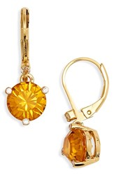 Kate Spade Women's New York 'Rise And Shine' Lever Back Earrings Topaz