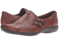 Rockport Cobb Hill Penfield Patrice Almond Women's Shoes Brown