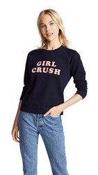 Mother The Square Sweatshirt Girl Crush