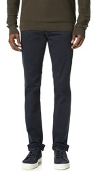 Vince Essential 5 Pocket Soho Twill Jeans Coastal