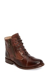 Bed Stu Women's 'Bonnie' Boot Teak Rustic Leather