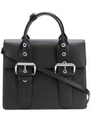 Vivienne Westwood Alex Business Tote Bag Black