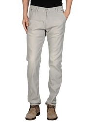 Acht Casual Pants Light Grey
