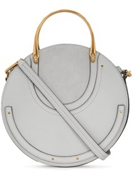 Chloe Pixie Bag Grey