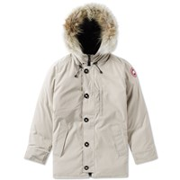 Canada Goose Chateau Jacket White