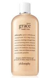 Philosophy Pure Grace Nude Rose Shampoo Bath And Shower Gel No Color