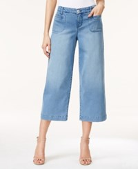 Styleandco. Style And Co. Culotte Jeans Only At Macy's Story