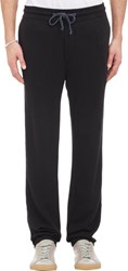 James Perse French Terry Classic Sweatpants Colorless