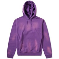 Martine Rose Collection Date Popover Hoody Purple
