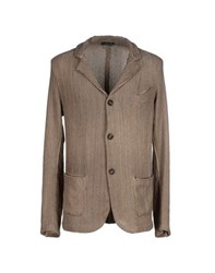 Avant Toi Suits And Jackets Blazers Men Beige