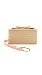 See By Chloe Nora Smart Clutch Nude