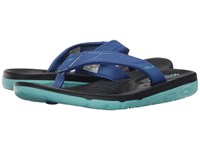 Speedo On Deck Flip Blue Women's Sandals