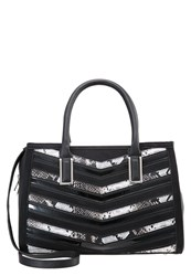 Wallis Simone Handbag Black