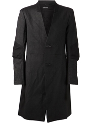 Alexandre Plokhov Articulated Coat Black