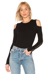 Current Elliott The Going Steady Top Black