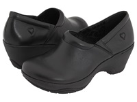 Nurse Mates Bryar Black Women's Clog Shoes