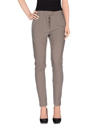 Ottod'ame Casual Pants Grey