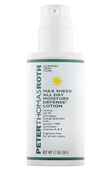 Peter Thomas Roth Max Sheer All Day Moisture Defense Lotion Spf 30