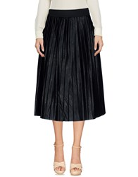 Boutique De La Femme 3 4 Length Skirts Black