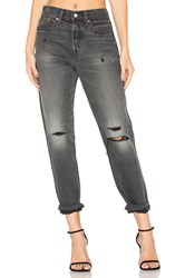 Levi's Wedgie Icon Grey Tumble