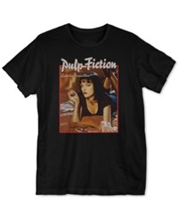 New World Pulp Fiction T Shirt By Black