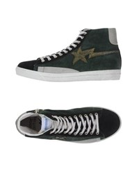 Daniele Alessandrini Homme Footwear High Tops And Trainers Men
