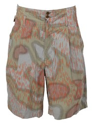 Kolor Printed Bermuda Shorts Multicolour