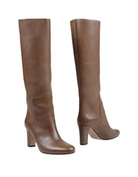 Avril Gau Boots Brown