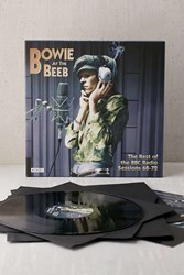Urban Outfitters David Bowie Bowie At The Beeb The Best Of The Bbc Sessions 1968 1972 Box Set 3Xlp Black