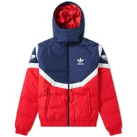 Adidas Sportive Down Jacket Red