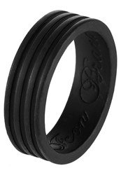 Icon Brand Leader Ring Black