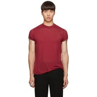 Rick Owens Drkshdw Red Small Level T Shirt